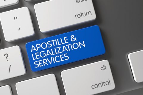 Apostille and legalization services, pașaport