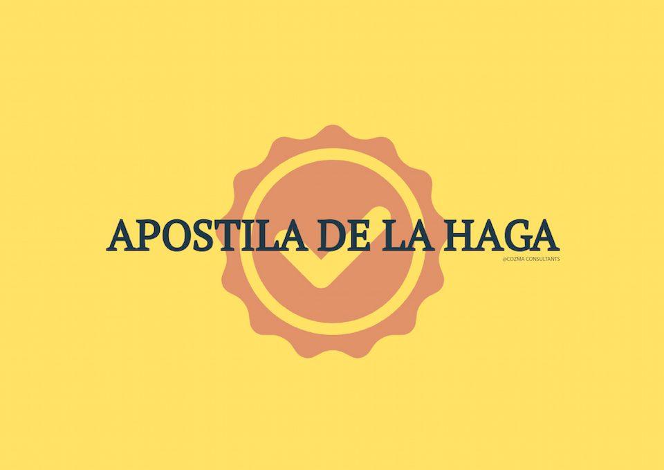 APOSTILA urgent Uk Cozma Consultants legalizare