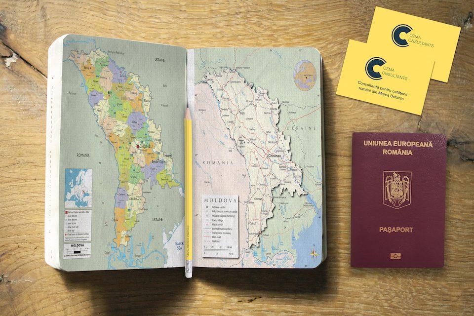 Programare pasaport adult Cozma Consultants
