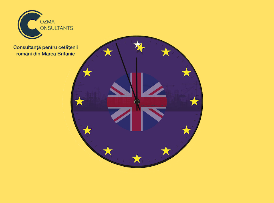 Brexit inregistrare EU settled status